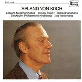 Erland von Koch by Stig Westerberg
