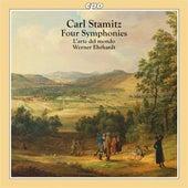 Stamitz: Four Symphonies by Werner Ehrhardt