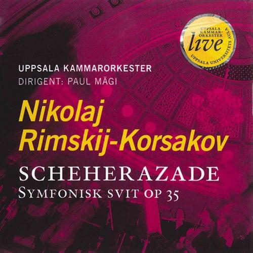Rimsky-Korsakov: Scheherazade by Paul Magi