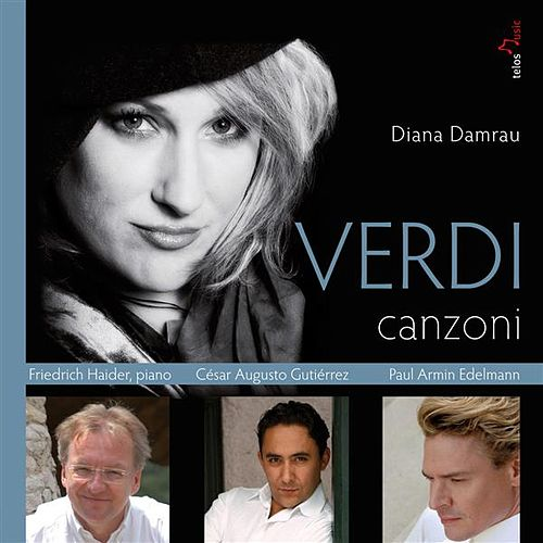 Verdi: Canzoni by Various Artists