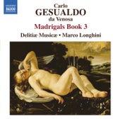 Gesualdo: Madrigals, Book 3 by Marco Longhini