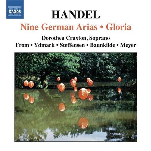 Handel: 9 German Arias - Gloria by Various Artists