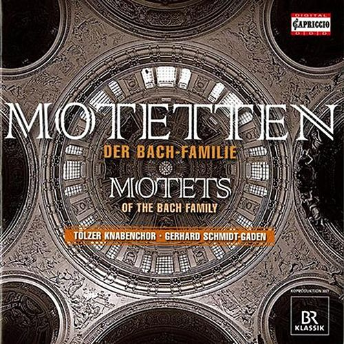 Motets of the Bach Family by Gerhard Schmidt-Gaden