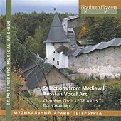 Selections from Medieval Russian Vocal Art by Boris Abalian