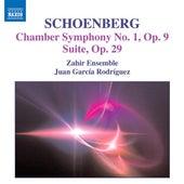 Schoenberg, A.: Chamber Symphony No. 1, Op. 9 / Suite, Op. 29 by Juan Garcia Rodriguez