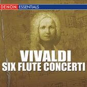 Vivaldi - Six Flute Concerti by Jean-Pierre Rampal