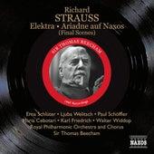 Strauss: Elektra - Ariadne auf Naxos (Final Scenes) by Various Artists
