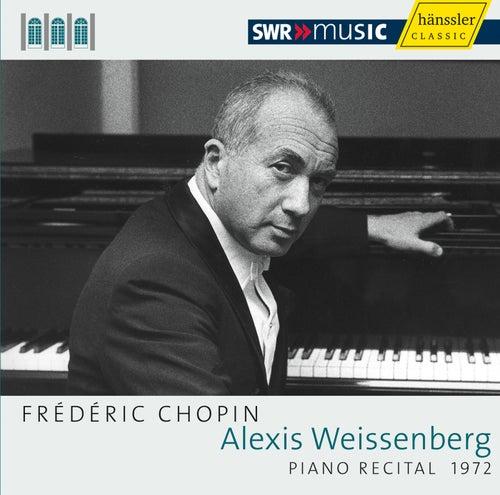 Alexis Weissenberg: Piano Recital 1972 by Alexis Weissenberg