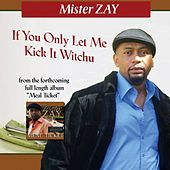 If You Only Let Me Kick It Witchu - Single by Mr. Zay