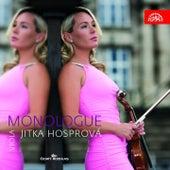 Monologue / Bořkovec, Klusák, Vycpálek, Smolka by Jitka Hosprová