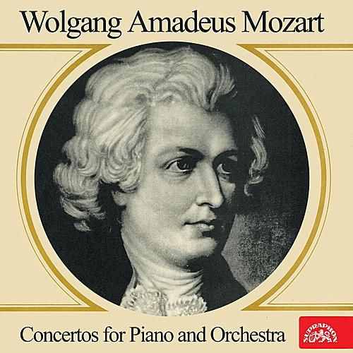 Mozart : Concertos for Piano and Orchestra by Pavel Štěpán