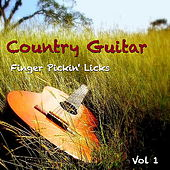 Country Guitar Finger Pickin' Licks Vol 1 by Various Artists