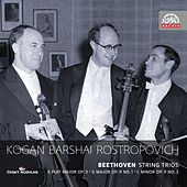 Beethoven : String Trios by Leonid Kogan