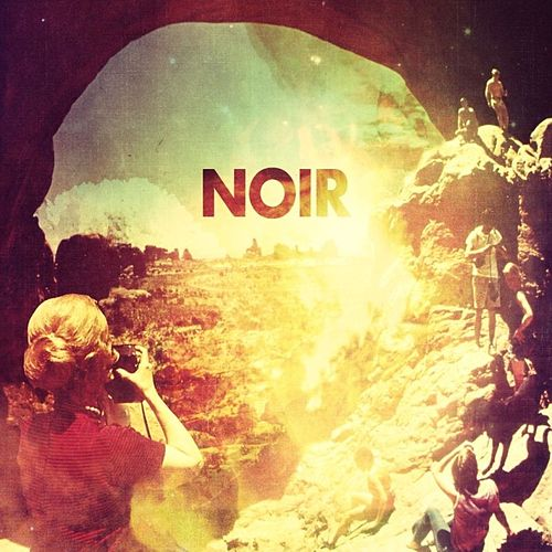 Noir by Blue Sky Black Death