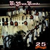 25th Anniversary by El Gran Combo De Puerto Rico