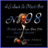 Bach In Musical Box 98 / Prelude And Fuga Bwv 534-536 by Shinji Ishihara