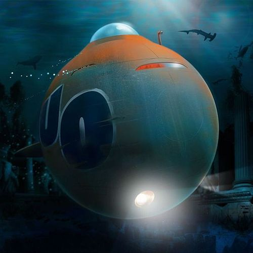 Rock&Roll Submarine by Urge Overkill