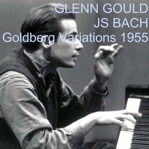 Johann Sebastian Bach: Variations Goldberg 1955 von Glenn Gould