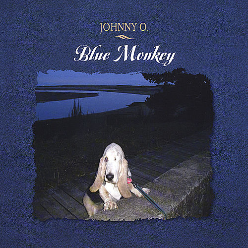 Blue Monkey by Johnny O