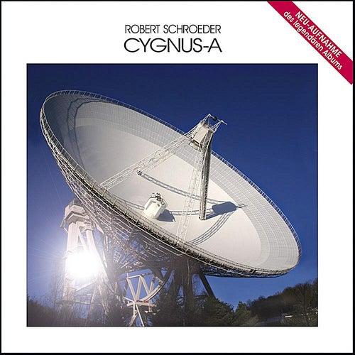 Cygnus-A by Robert Schroeder