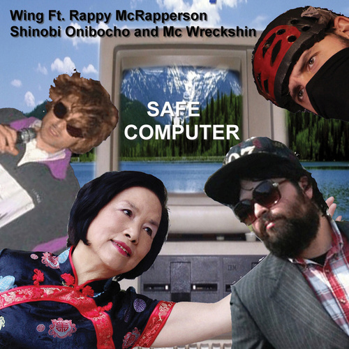 Safe Computer by Wing