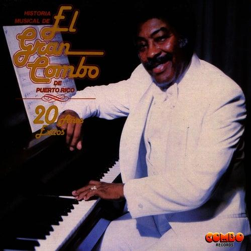 20th Anniversary by El Gran Combo De Puerto Rico