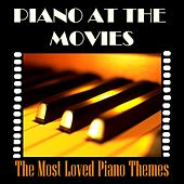 Piano At The Movies by Various Artists