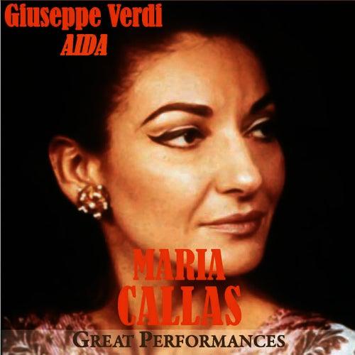 Aida by Maria Callas