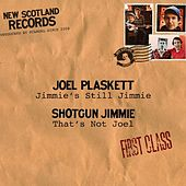 Jimmie's Still Jimmie - Single by Joel Plaskett