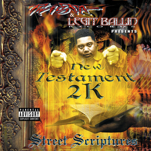 Twista Presents New Testament 2K: Street Scriptures by Various Artists