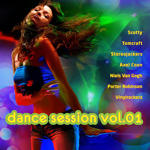 Dance Session Vol.01 by Various Artists