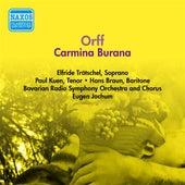 Orff: Carmina Burana (Jochum) (1952) by Hans Braun