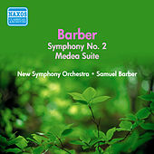 Barber: Medea Suite / Symphony No. 2 (Barber) (1950) by Samuel Barber