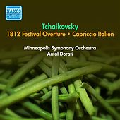 Tchaikovsky, P.I.: 1812 Festival Overture / Capriccio Italien (Dorati) (1954-1955) by Various Artists