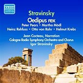 Stravinsky: Oedipus Rex (Stravinsky) (1951-1952) by Martha Modl