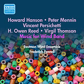 Reed, H.O.: La Fiesta Mexicana / Persichetti, V.: Psalm / Thomson, V.: A Solemn Music (Eastman Wind Ensemble) (1954) by Frederick Fennell