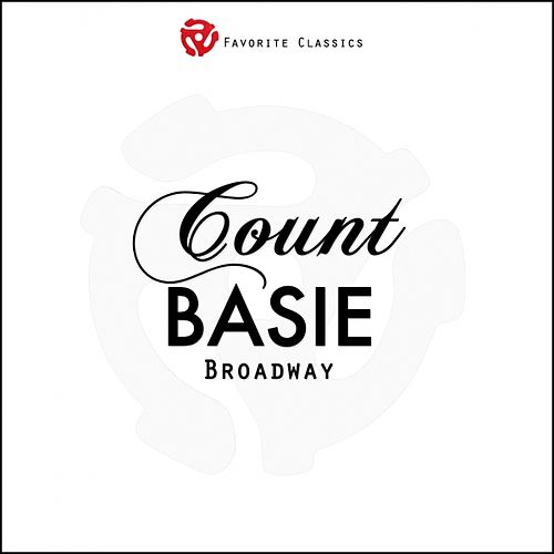 Broadway by Count Basie