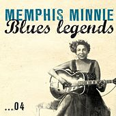 Blues Legends, Vol. 4 by Memphis Minnie