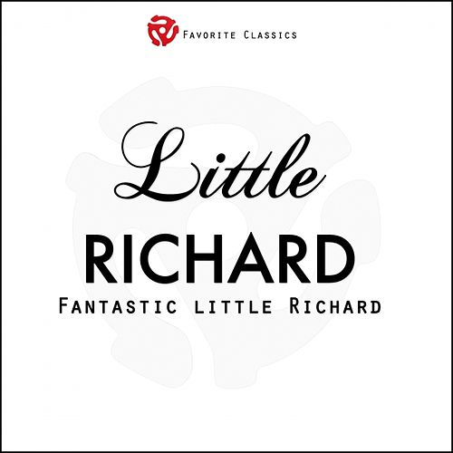 Fantastic Little Richard by Little Richard