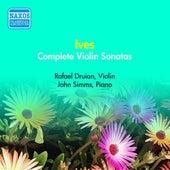 Ives, C.: Violin Sonatas Nos. 1-4 (Druian) (1956) by Rafael Druian