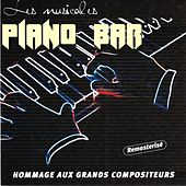 Les musicales : Hommages aux grands compositeurs by Piano bar