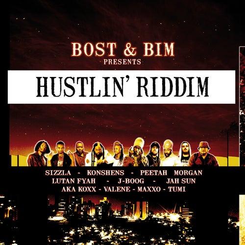 Hustlin' Riddim by Various Artists