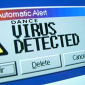 Dance Virus Detected by Various Artists