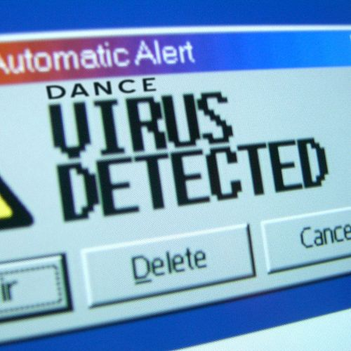 Dance Virus Detected by Various Artists