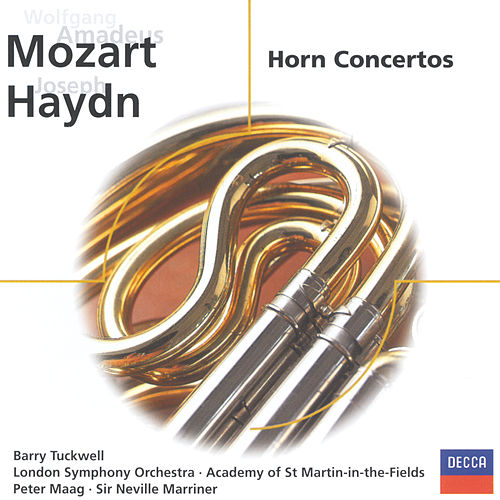 Mozart: Horn Concertos / Haydn: Horn Concerto No.1 by Barry Tuckwell