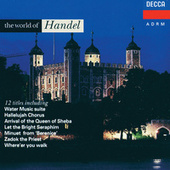 The World of Handel by Various Artists