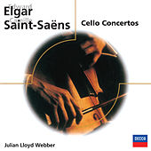 Elgar: Cello Concerto / Saint-Saens: Cello Concerto No.1, &c by Julian Lloyd Webber