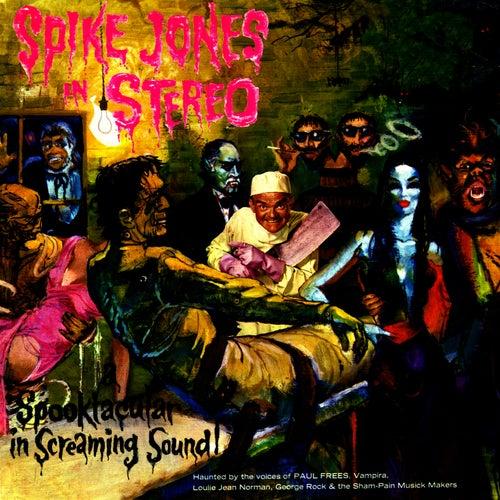 A Spooktacular In Screaming Sound by Spike Jones