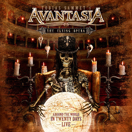 The Flying Opera - Around The World In 20 Days by Avantasia
