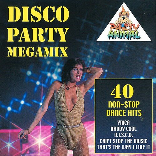 Disco Party Megamix by The Hustlers
